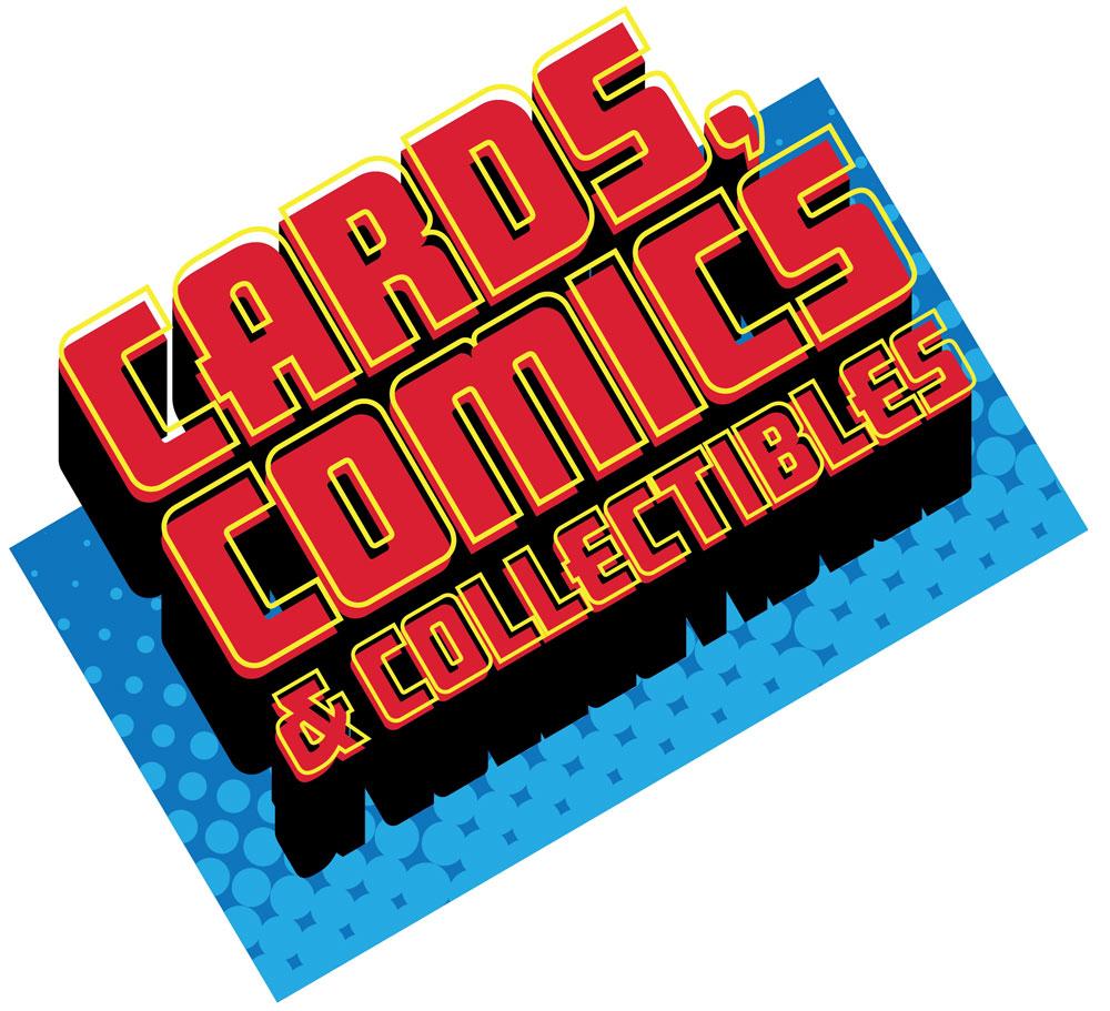 Cards, Comics & Collectibles