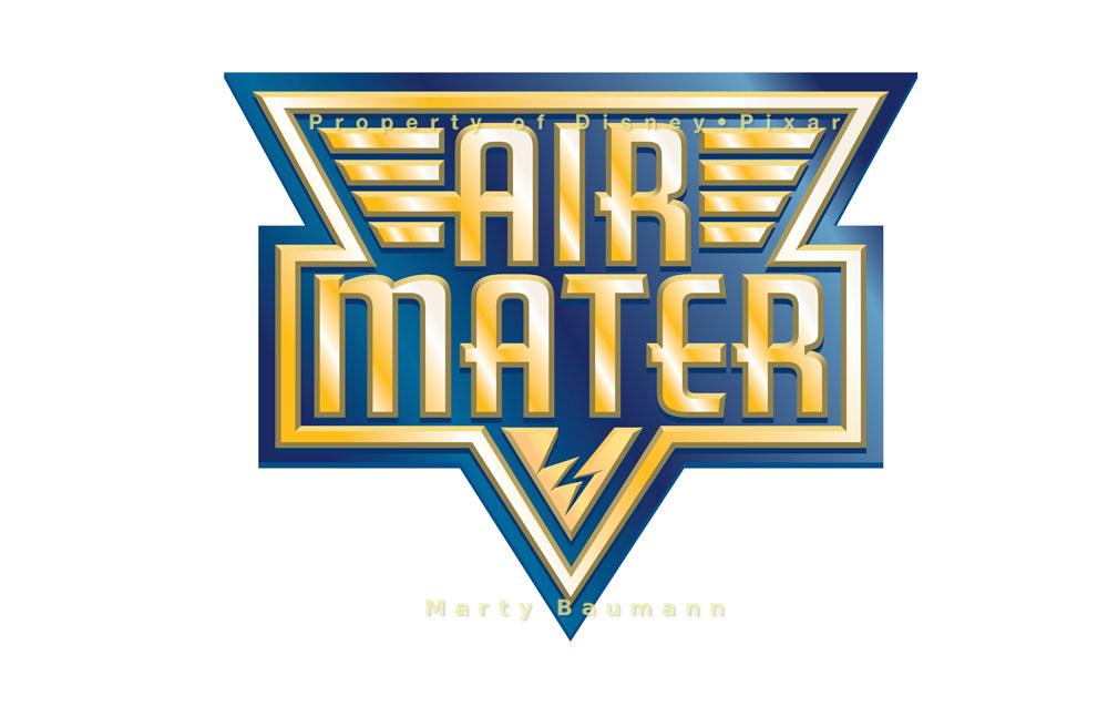 Pixar - Air Mater