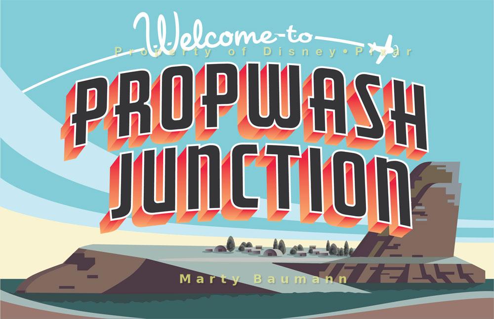 Pixar - Propwash Junction