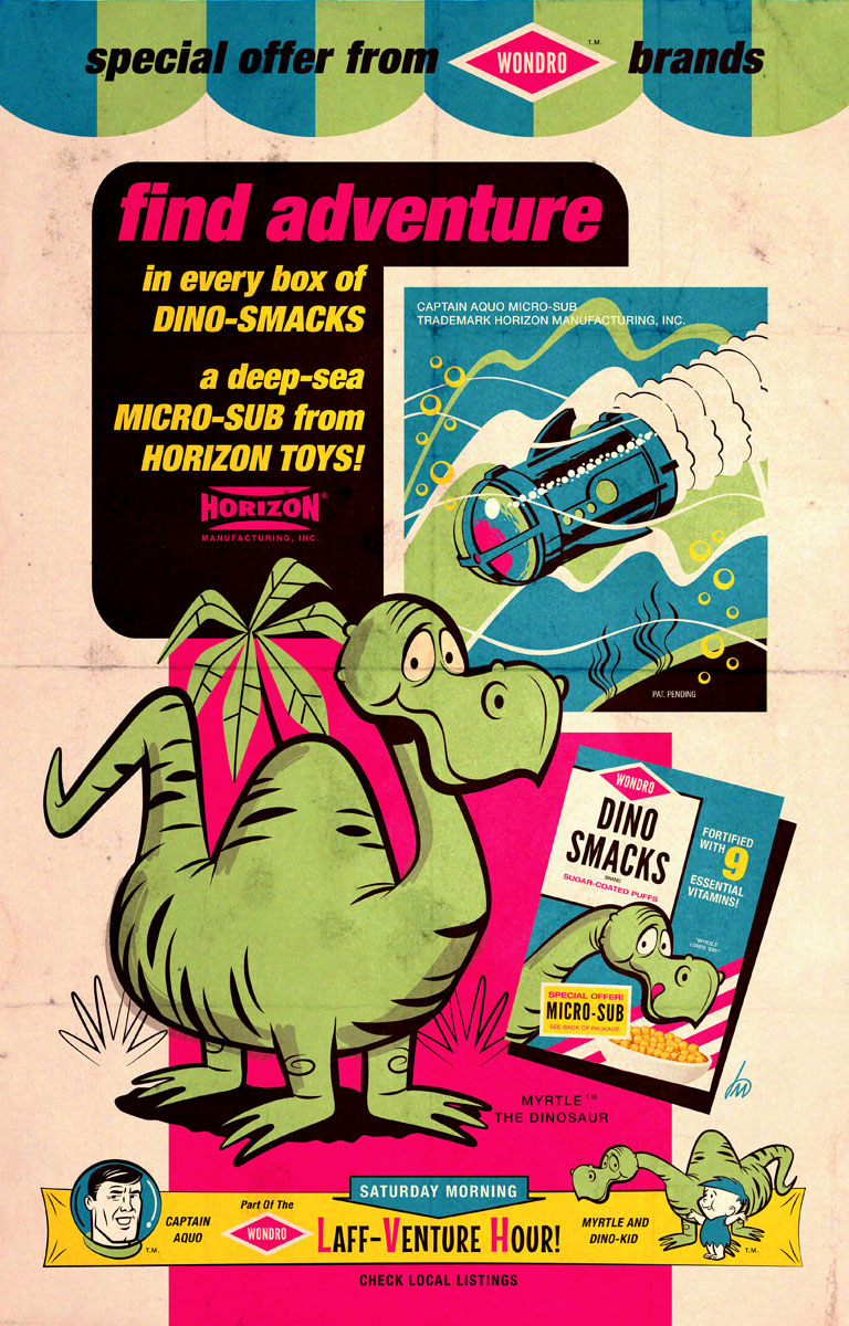Dino Smacks