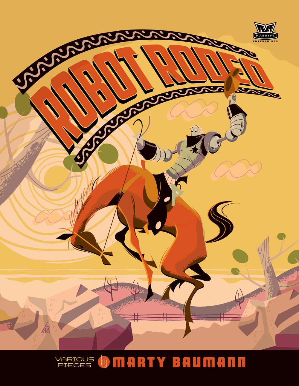 Robot Rodeo