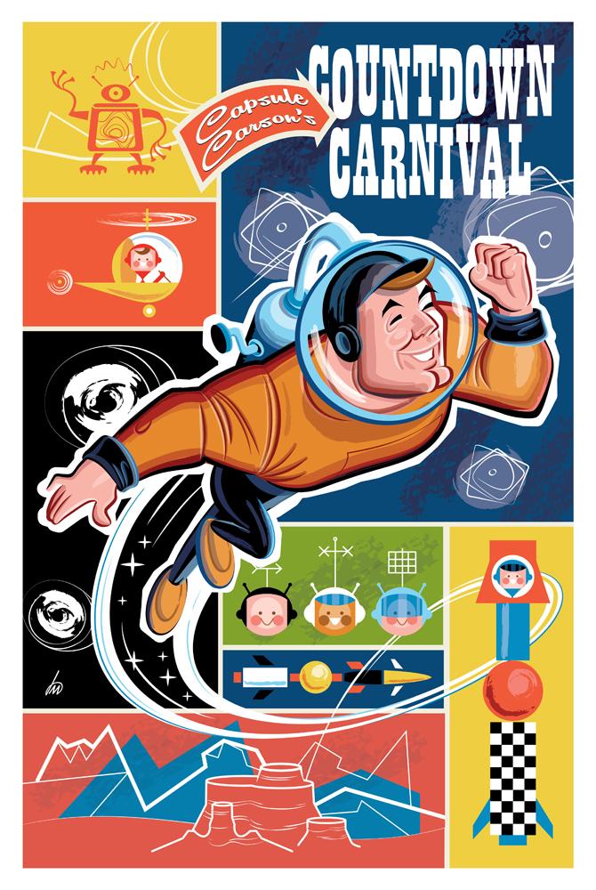 Countdown Carnival